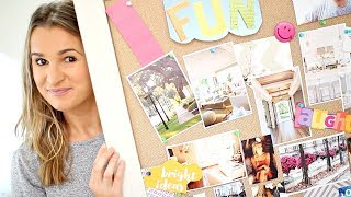 How to Make a Vision Board that ACTUALLY Works! (Manifest 101)