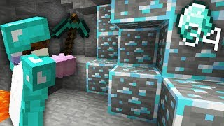mining 34 diamonds in 5 minutes... (hypixel uhc)