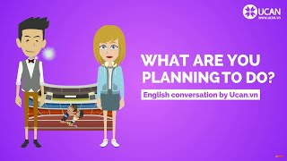 Скачать Learn English Conversation Lesson 19 What Are You Planning To Do