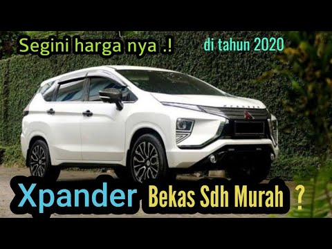 Daftar Harga Mobil Bekas Mitsubishi