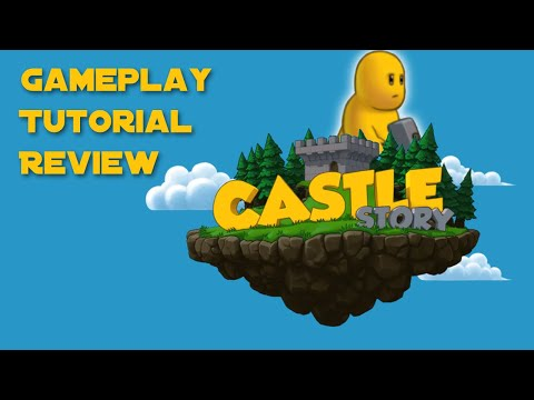 Castle Story: Gameplay, Tutorial, Review