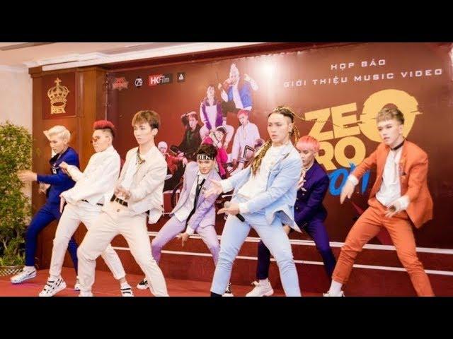 Tại sao nhóm nhạc Zero9 có tham vọng trở thành BTS Việt Nam lại bị cộng đồng chửi sml?