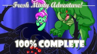Fresh Minty Adventure (100 Complete)