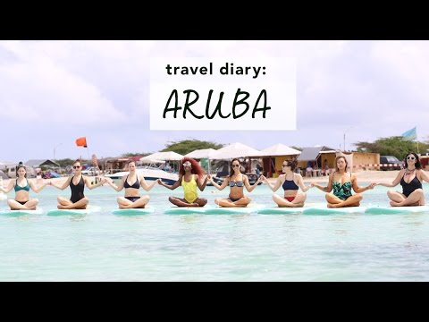 Travel Diary: ARUBA Vacation
