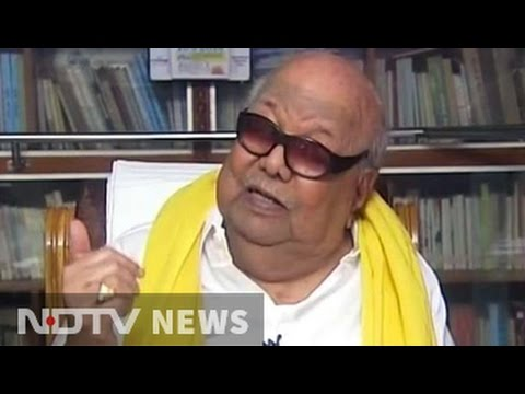 Son Stalin as Chief Minister? Still my turn, says M Karunanidhi, 93