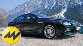 Der High-Speed-Cruiser | BMW Alpina B6 Bi-Turbo | Motorvision
