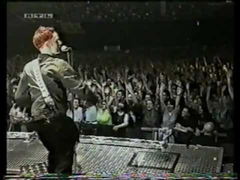 Rammstein - Top Of The Pop [RTL], Berlin, Germany, 18/05/2001