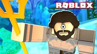 BECOME AQUAMAN IN ROBLOX! | MicroGuardian