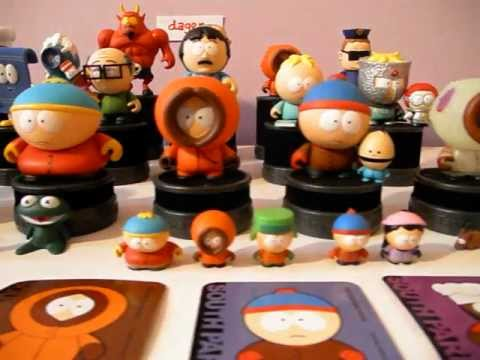Kidrobot South Park Complete Collection Youtube