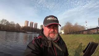 Точку ставить рано Осенняя щука на джиг с берега Канал им Москвы г Химки