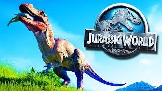 COSTRUIAMO IL PARCO DEI DINOSAURI! - Jurassic World Evolution