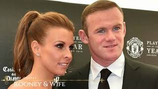 Wayne Rooney's wife Coleen Rooney 2018