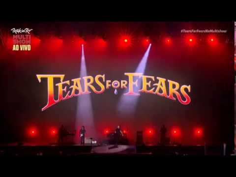 Tears for Fears - Everybody Wants To Rule The World ( live Rock n Rio 2017 )