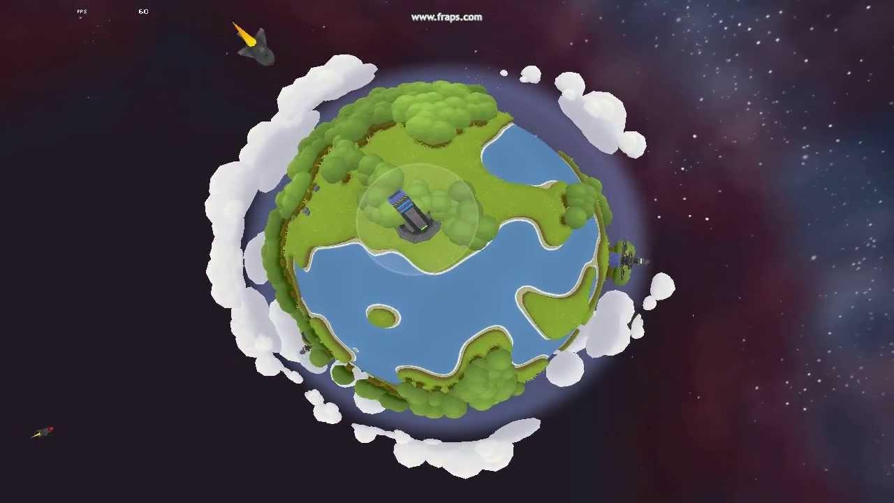 New Procedural Planet Tech
