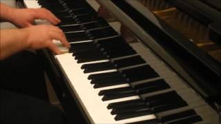 Rudolph, the Red-Nosed Reindeer - Johnny Marks (easy piano version)