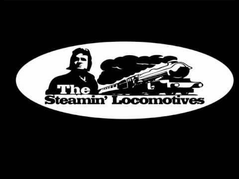 25 Minutes To Go - Steamin' Locomotives (Johnny Cash Cover)