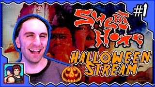 Sweet Home NES Let's Play: Halloween Stream BLIND Pt.1 | Retromancers