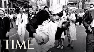 Sailor Who Kissed Woman In Iconic Times Square V-J Day Photo Dies At 95 | TIME