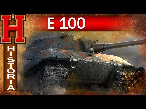 E-100 i losowania na szóstki - Nostalgicznie - World of Tanks