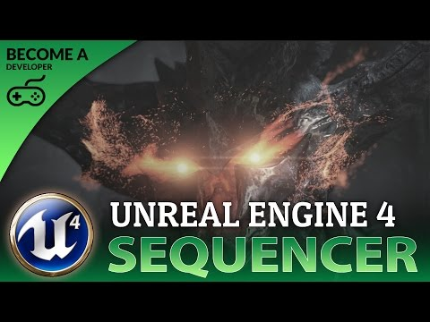 Project Setup - #1 Unreal Engine 4 Sequencer Tutorial Series