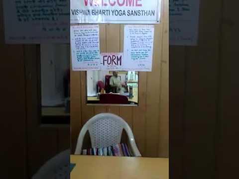 Vishwa Bharti Special Yoga Classes for Women