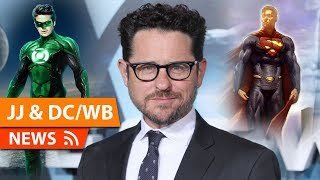 J.J Abrams Rumored to RUN DCEU Projects & More