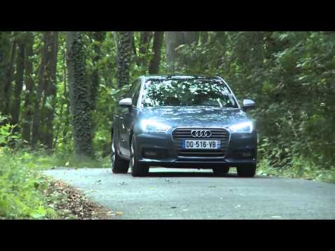 essai audi a1 sportback 1 0 tfsi ultra 95ch s tronic youtube. Black Bedroom Furniture Sets. Home Design Ideas