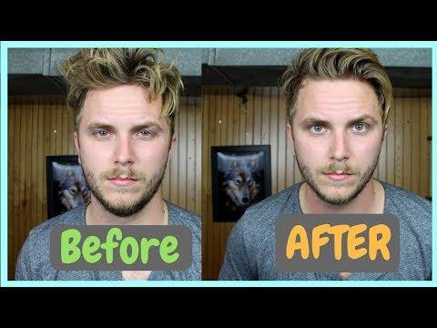 Bed Head Hair Tutorial Men