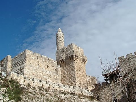 A tour of the Old City of Jerusalem, Israel