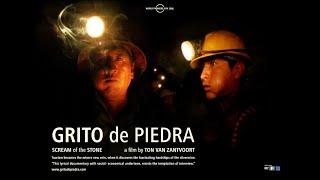 GRITO de PIEDRA - NEWTON film - TON van ZANTVOORT