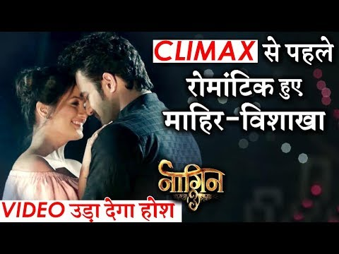 Before Climax Of Naagin 3,  Mahir-Vish Come Together For A Romantic Music Video