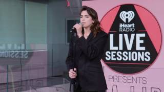 Dua Lipa - Im Not The Only One iHeartRadio Live Sessions