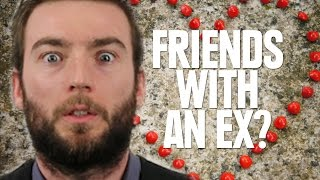 Men Talk About Whether You Can Be Friends With An Ex thumbnail