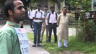 Disha Chhatra Sangathan at Allahabad University 28th Sep 2013