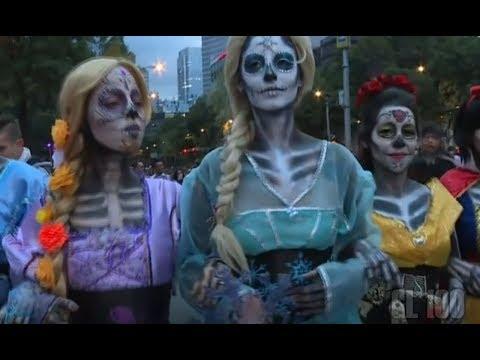 La tradición mexicana que el mundo admira | El día de muertos