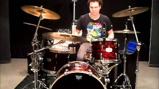 Ugly Kid Joe - Everything About You (Drum Cover)