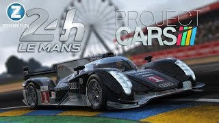 Project CARS - Le Mans 24 Hour  2015 Gameplay [PC] (Build 939)