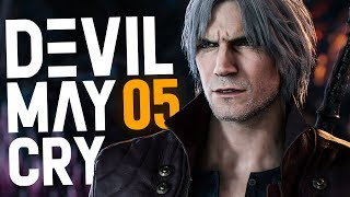 ALE BYDLE :O | Devil May Cry 5 [#5]