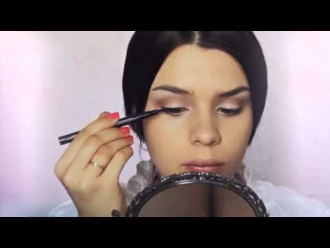 Как красиво сделать макияж для СВИДАНИЯ! Красивый вечерний макияж в домашних условиях