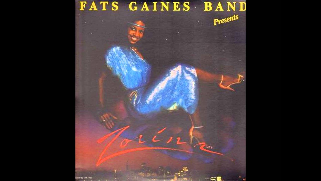 Fats Gaines Band Presents Zorina Born To Dance