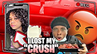 CHINESE FOOD MUKBANG / STORY TIME : HOW A MIDGET TOOK MY GIRL 🤦🏽♂️💔