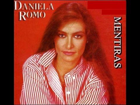 Daniela Romo - Mentiras - 80's Letra - YouTube
