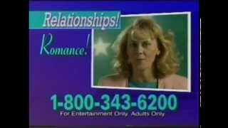 The Original Psychic Hotline  - TV commercial 1992