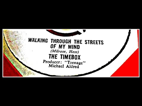 THE TIMEBOX - WALKING THROUGH THE STREETS OF MY MIND