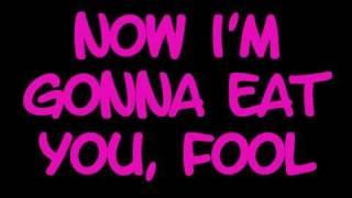 Ke$ha - Cannibal (Lyrics on Screen) + Download