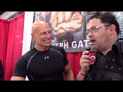 Motor City Comic Con '17: Joseph Gatt
