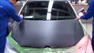 3M(TM) Car Wrapping (カーラッピング)施工動画