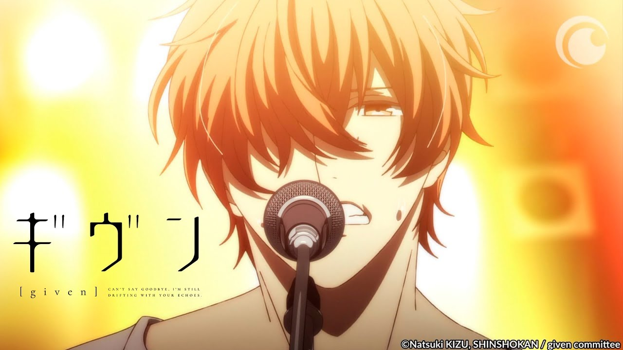 Given Live Action Cut Mafuyu Song