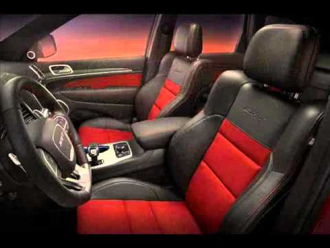 All New 2015 Jeep Grand Cherokee Srt Red Vapor Youtube