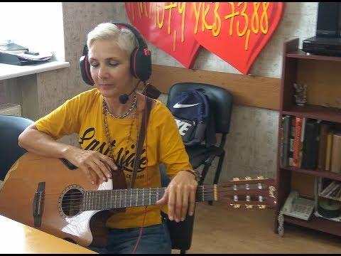"""Олеся Чайка на радіо """"Самара"""""""